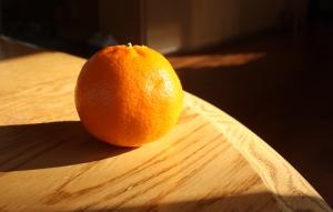 cutie the mini orange